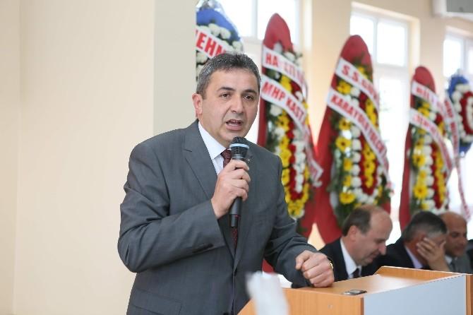 Emin Çınar, Taşıko'nun Genel Kuruluna Katıldı