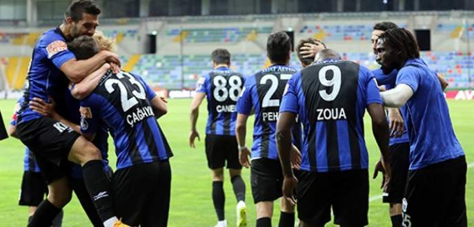 Erciyesspor'un Süper Lig macerası 2 yıl sürdü