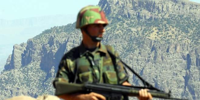 Dağlıca'da askere saldırı!
