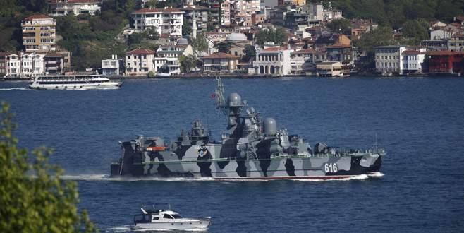Rusya ve Çin Akdeniz'de tatbikatta