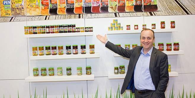 Anufood Avrasya gıda devlerini buluşturdu