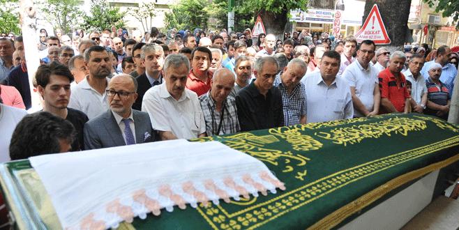 Şehitler Abidesi'nde hayatını kaybeden öğrenciye son görev