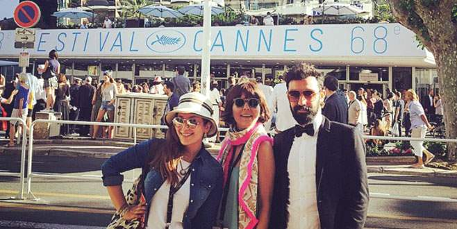 Cannes'ın Türk konuğu