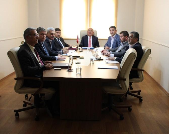 Emcümen Toplantısı Yapıldı