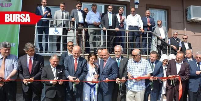 Kestel Sosyal Merkezi hizmete açıldı
