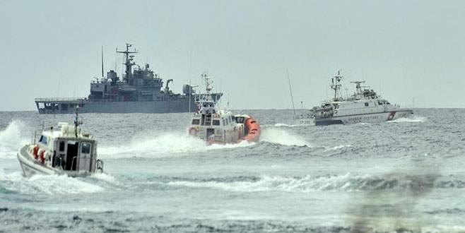 Akdeniz'de operasyon hazırlığı