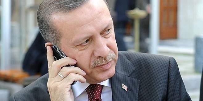 Erdoğan Malezya Başbakanı ile telefonda görüştü