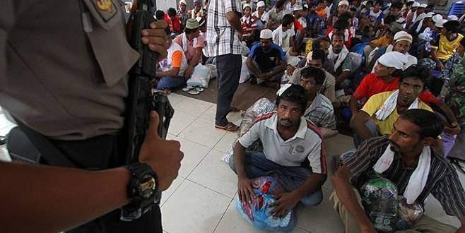 Göçmenlere geçici barınma sağlanacak