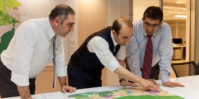 'Mahallelerin öncelikli sorunlarını belirledik'