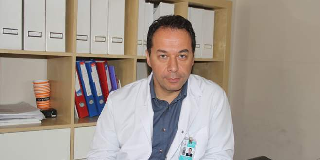Bursa'da aile hekimleri eyleme ilgi göstermedi