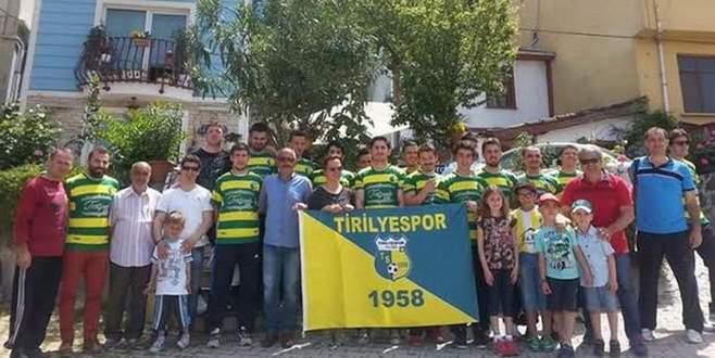 Buruk şampiyon Tirilyespor!