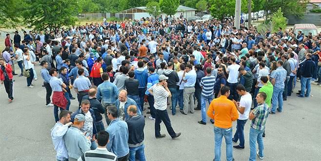 Ford işçileri Gölcük'ten Bursa'ya yola çıktı!
