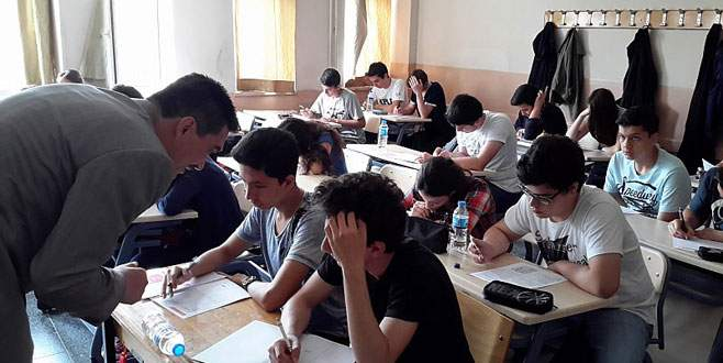 İl Milli Eğitim'den ortak yazılı sınav