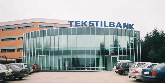 Tekstilbank'ın ICBC'ye devri tamamlandı