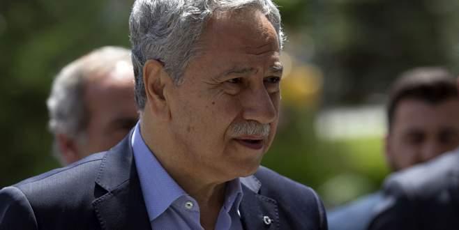 Arınç'tan Gürsu Belediye Başkanı'na ziyaret