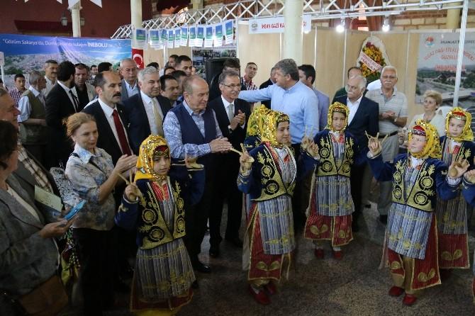 Kadir Topbaş, Kastamonu Tanıtım Günlerine Katıldı