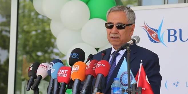 Arınç: 'Güney Marmara'nın ihtiyacını karşılayacak'