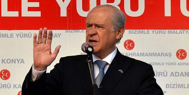 'MHP garibin iktidarı olacak'