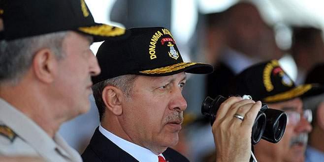 Başkomutan Denizkurdu 2015 Tatbikatı'nda