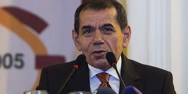 Dursun Özbek başkanlığı garantiledi
