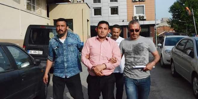 Gürsu Belediye Başkanı'nı vuran zanlı Bursa'ya getirildi
