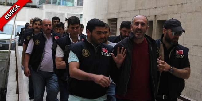 İşçileri kışkırttığı söylenen 11 kişi serbest kaldı