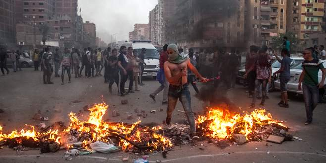 Mısır'da Sisi karşıtı gösteri