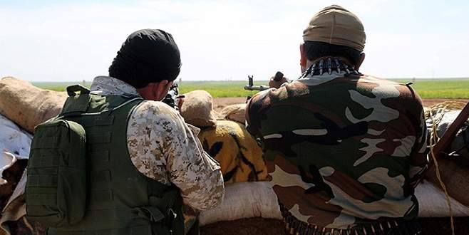 Peşmerge ile PKK arasında çatışma