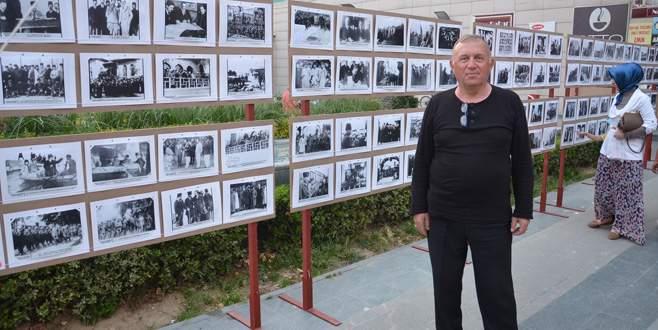 MHP'li meclis üyesinden Atatürk fotoğrafları sergisi