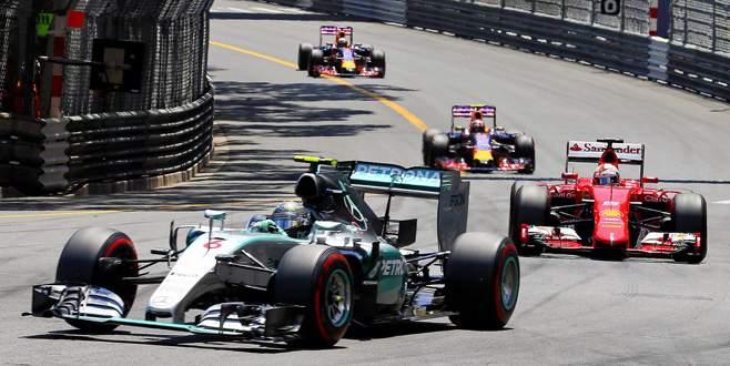 Rosberg'den üst üste 2. zafer