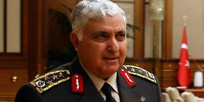 Genelkurmay Başkanı Özel görevine başladı