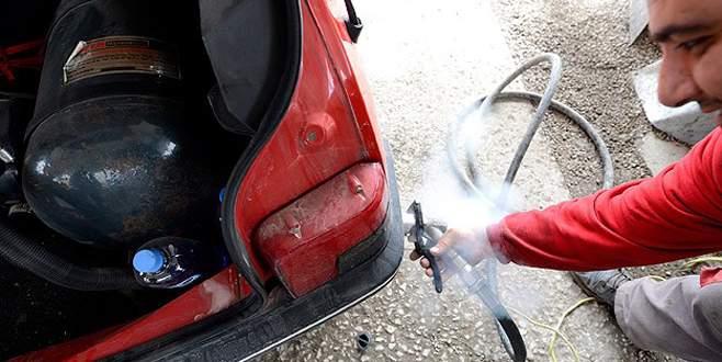 LPG'li otomobil sayısı hız kesti