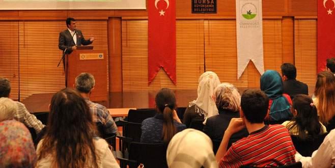 Bursalılar Çanakkale Zaferi'ni yeniden yaşadı