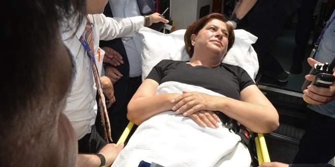 CHP'li kadın milletvekili adayına silahlı saldırı