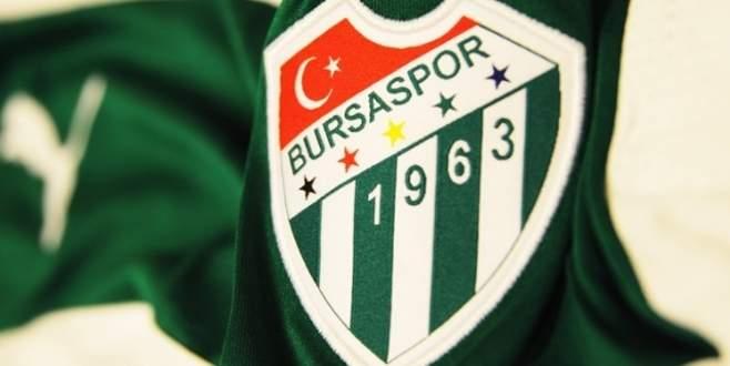 Bursaspor'dan Başkan Yıldız için başsağlığı mesajı