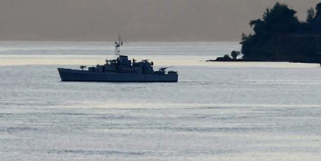 Tayland göçmenler için donanma gemisi gönderdi