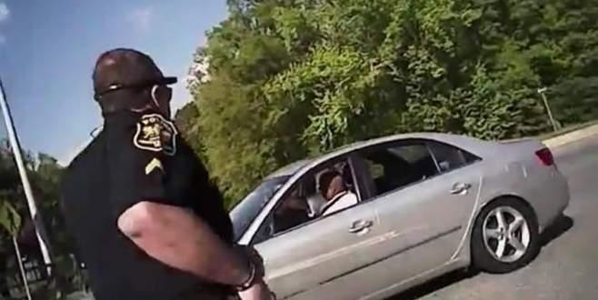 ABD polisi yine nefes aldırmadı