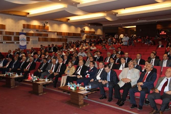 Gaib'te Gaziantep Ekonomi Forumu'