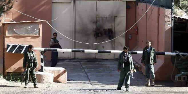 Afganistan'da otele baskın