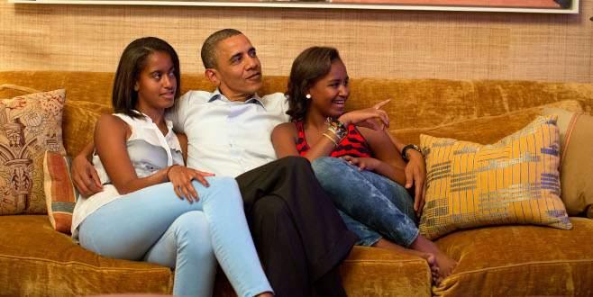 Obama'ya Kenyalı damat!