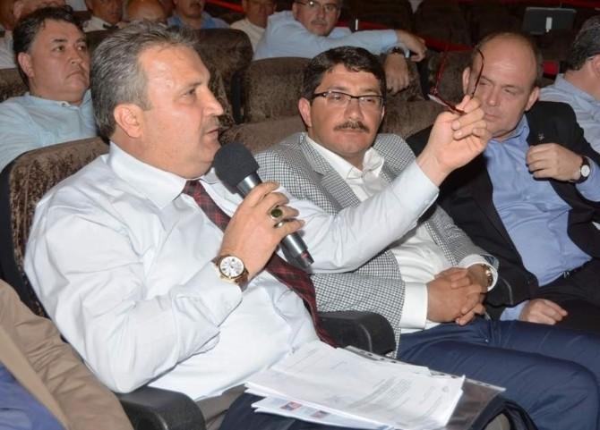 Başkan Çerçi'den Başkan Ergün'e 'Şov' Göndermesi