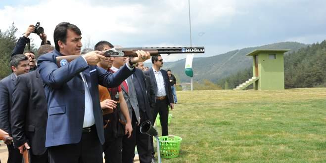 Osmangazi atıcılık sporunun merkezi oldu