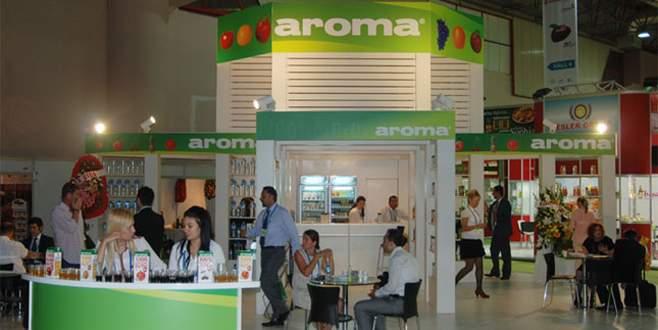 Aroma'ya büyük ilgi