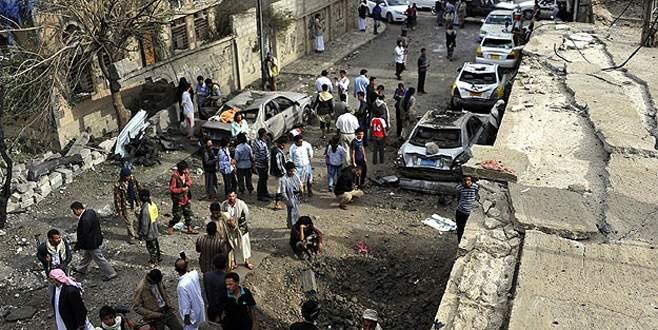 Uçaklarla saldırdı: 40 kişi öldü