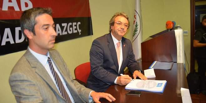 Bursa milletvekili adaylarından DOSAB Termik Santralı'na 'hayır' sözü