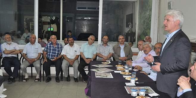 Gurbetçiler oy için Eskişehir'e götürülecek