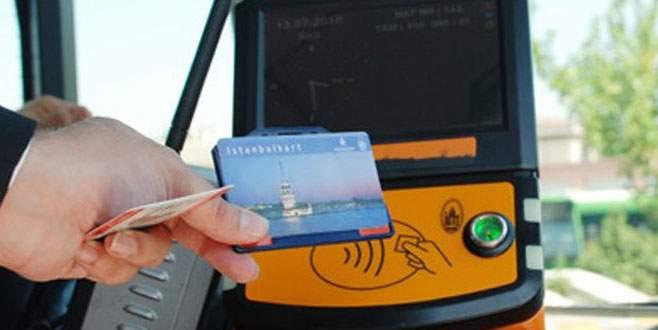 Başkasının indirimli otobüs kartını kullanınca…