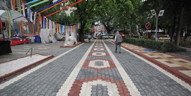 Orhangazi'de yol çalışmaları sürüyor