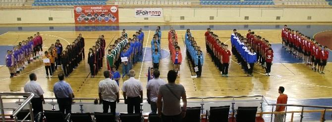 Yıldız Kız Ve Erkekler Hentbol Türkiye Finalleri Seremonisi