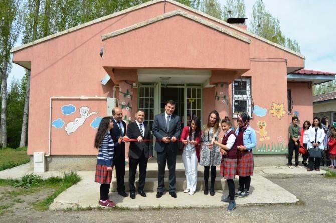 Fatih İlkokulu Ana Sınıfından Yıl Sonu Sergisi